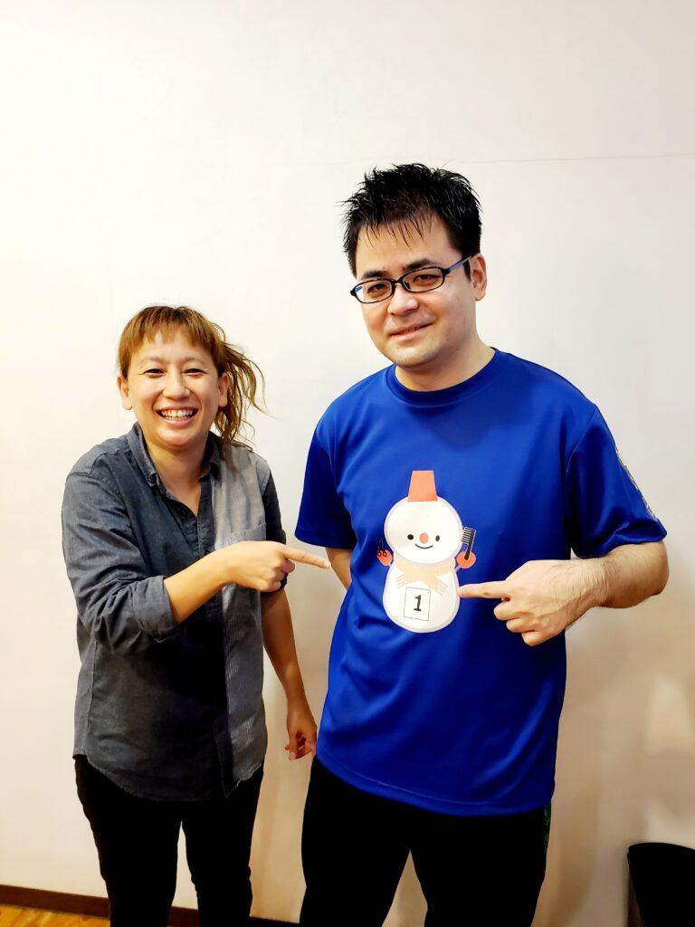 ゆきちゃんファンクラブ創立者兼デザイナーの安村と申します